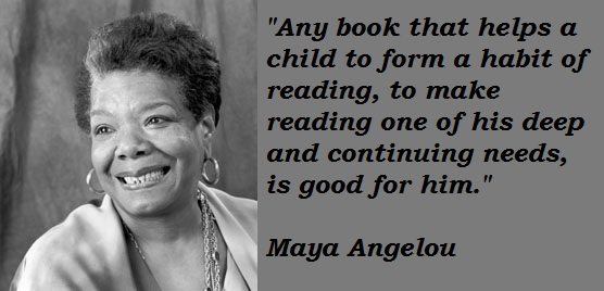 Maya Angelou Quotes: Authors (Including Maya Angelou And Judy Blume) Reach Out